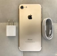 iPhone 7 128GB Factory Unlocked 220 mi