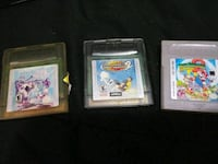 three assorted-color Pokemon trading cards Bellflower, 90706