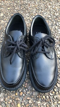 Shoes  hush puppies the body shoe all leather  size 7 M Biloxi, 39531