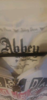 Abbey Dawn sweatshirt size large