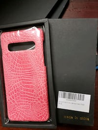 Samsung phone case for S10 - pink- new Toronto, M1P 3C2
