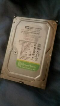 white and green Western Digital hard disk drive Forest Park, 30297