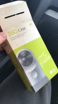 LG 360 degree camera Bowie, 20715
