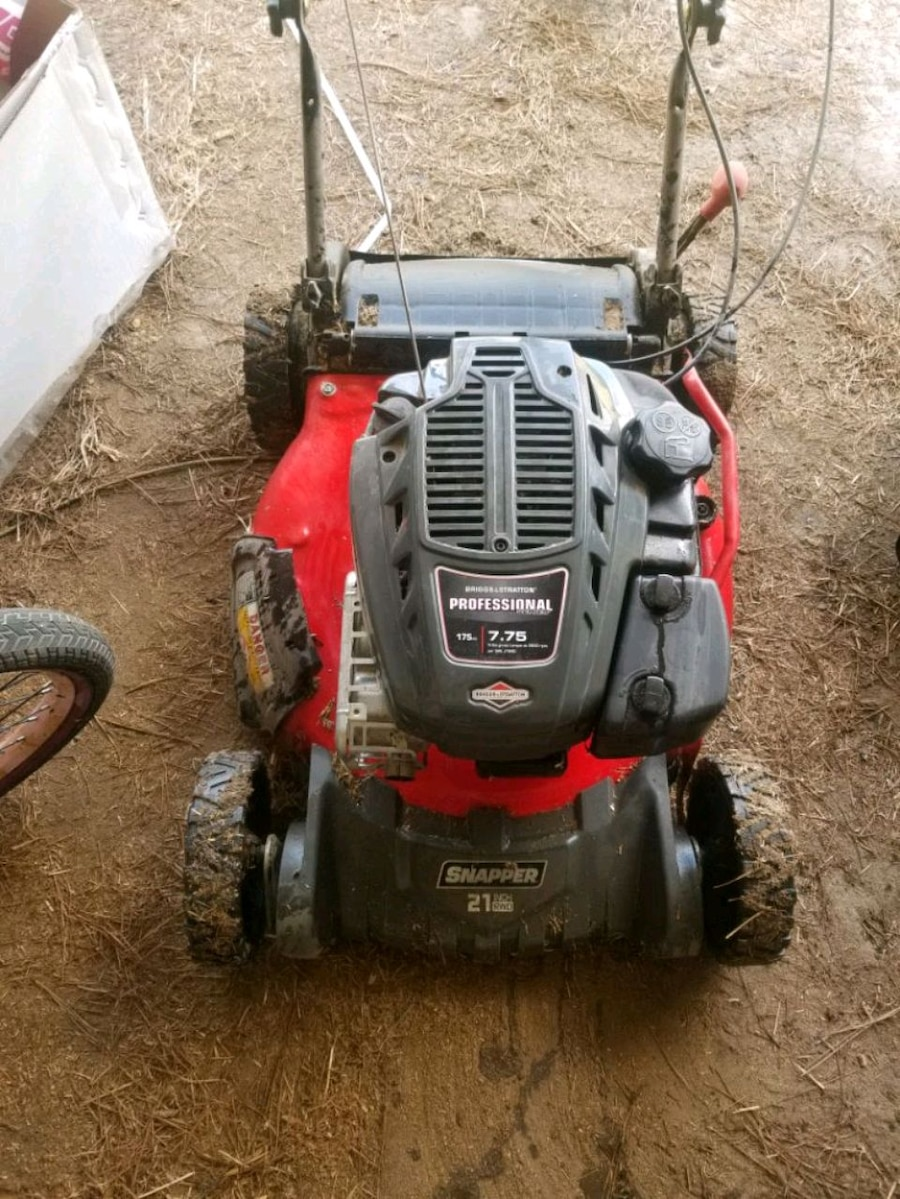 red and black Toro push mower for sale  Baxley