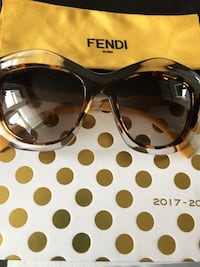 Fendi Sunglasses Brand New never been worn Toronto, M1M 1P1