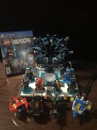 LEGO Dimensions PS4 game Mississauga, L5N 4K5