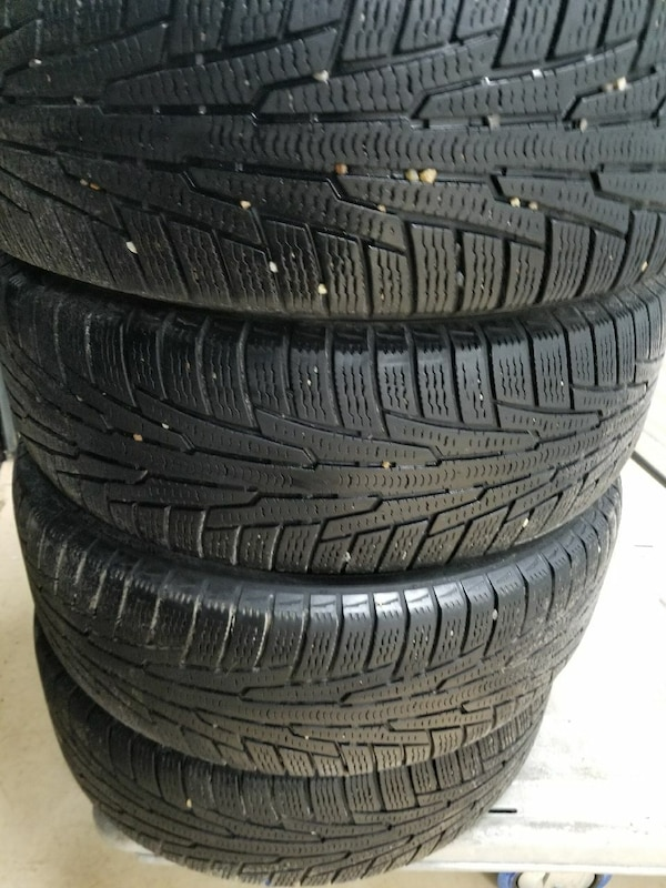 Winter Tires For Sale >> Used 215 65r16 Nokkian Hakkapelita Winter Tires For Sale In Ottawa
