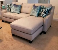 Soft gray sectional by Cindy crawford  Lithia Springs, 30122