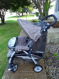 Chicco Cortina Stroller and infant car seat Travel System STERLING