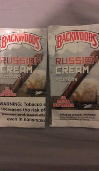 Russian cream backwoods London, N5V 2E9