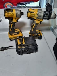 Dewalt driver and impact 3731 km