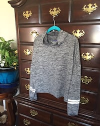 Active wear shirt with hoody. Size 16 from Kohl's. $20