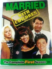 Married With Children season 1 dvd