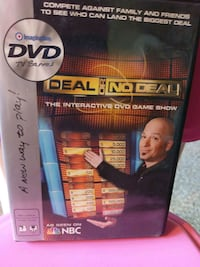 Deal or No Deal DVD Game Port St. Lucie