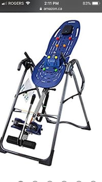 Inversion table null, N3W