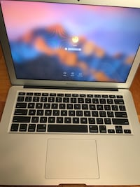 "MacBook Air 13"" 2015 great condition Falls Church, 22041"