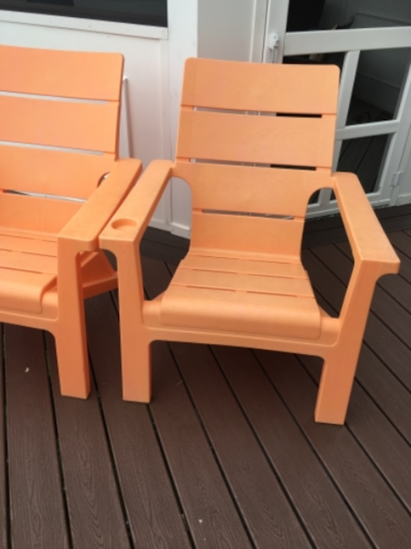 Outdoor chairs -5