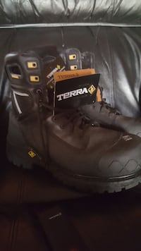 Work boots steel toes size 11 cost Vancouver, V5S 3H7