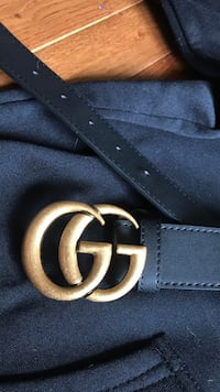 BRASS GUCCI BELT (fits most) Frederick, 21701