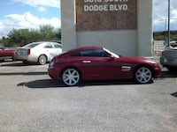 Chrysler-Crossfire-2004 TUCSON