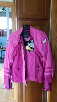 Women's FLY motorcycle jacket. Size XL. New w/tags Coon Rapids, 55433