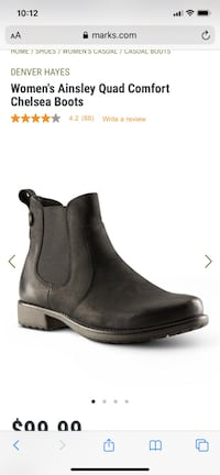 Denver Hayes Chelsea Boot