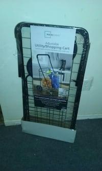 Utility shopping cart $25 OBO  Baltimore, 21217