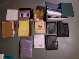 Stationary Lot of Office/School Supplies
