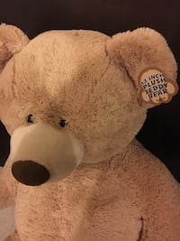 53 INCH PLUSH TEDDY BEAR 19 mi