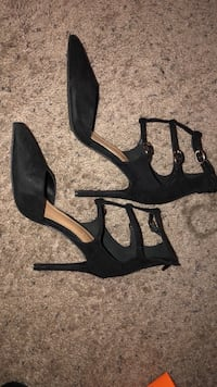 Black heels Mount Juliet, 37122