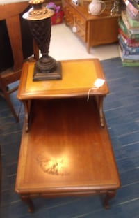 Solid Wood End Table Schuylkill Haven