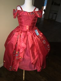 Princess Elena royal gown