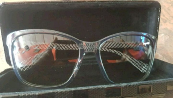 9552f0e253 Used See thru frame sunglasses by df for sale in Toronto - letgo