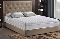 Like New Queen Size Mattress  Vancouver, V5P 3A3