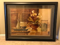 Framed Picture 35 1/2 high and 45 1/2 wide Marlton, 08053