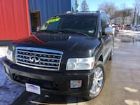 *CLEAN CARFAX* *SUNROOF* 2010 INFINITI QX56 4WD -- GUARANTEED CREDIT APPROVAL! Des Moines