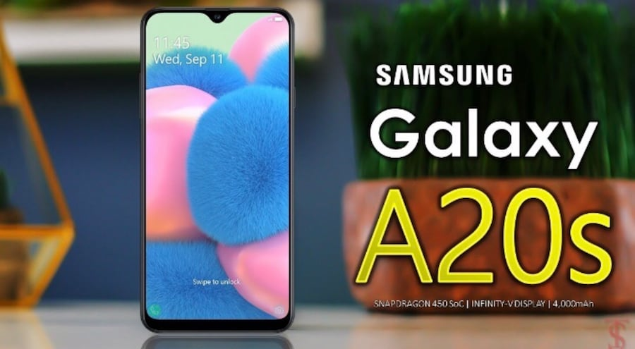 Samsung Galaxy A20s (32gb) comes with Charger and 1 month warranty 5f0da06c-e603-46ea-adf4-edae19674648
