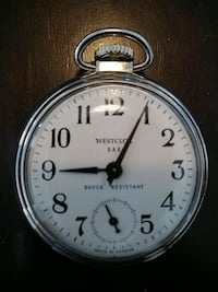 WESTCLOX DAX POCKET WATCH Pickering, L1V 3V7