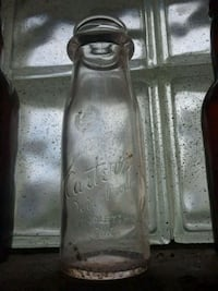 Carter's Dairy Products Middletown Ohio bottle Middletown, 45044