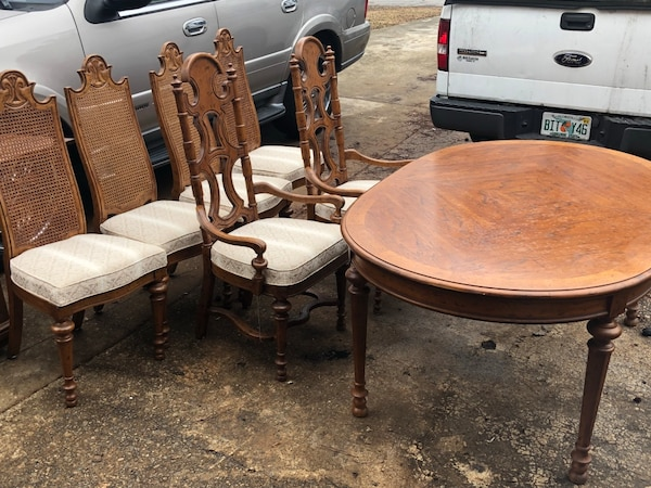 Used Drexel Heritage Dining Room Set For Sale In Morrow