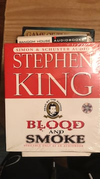 Blood and smoke audio book Wappingers Falls, 12590