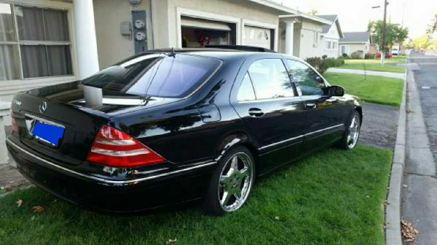 Used 2001 S500 Mercedes Benz Amg Rims In Atwater