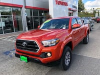 2016 Toyota Tacoma SR5 V6 One Owner Truck Bluetooth Backup Camera GLADSTONE, 97027