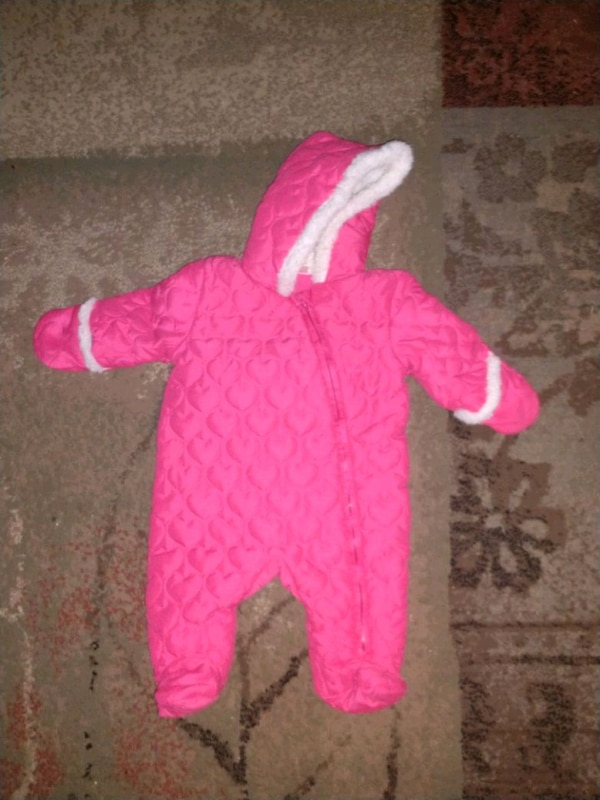 8c4ec07ff Used Baby snow suit for sale in Jackson - letgo