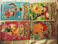 Old Nintendo Pokemon comics mint St. Catharines, L2T