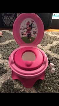 minnie mouse potty trainer Sterling, 20164