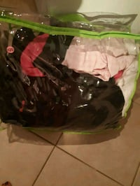 black and red plastic bag 1180 km