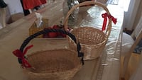 2 new baskets for summer or fall Toronto, M1W 1H2