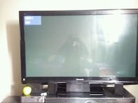 black Samsung flat screen TV Edmonton, T5T 2C9