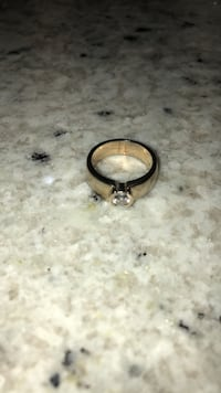 silver-colored diamond ring Bakersfield, 93312